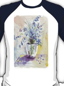 The Bluebell is the sweetest flower T-Shirt