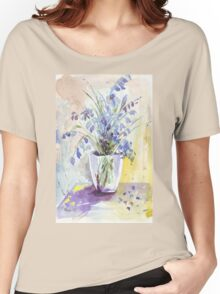 The Bluebell is the sweetest flower Women's Relaxed Fit T-Shirt