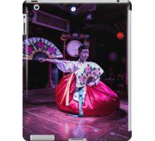 Korean Woman iPad Case/Skin
