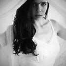 Angelica Lifting the Veil by Tara Paulovits