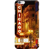Chicago Theater iPhone Case/Skin