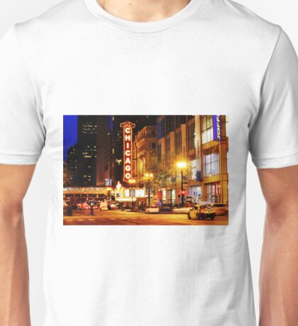 Chicago Theater Unisex T-Shirt
