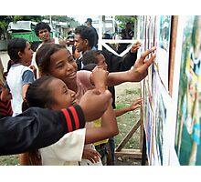 Suai market exhibition 10 Photographic Print