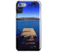 Racket Lake iPhone Case/Skin