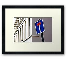 Liverpool 13 Framed Print