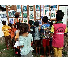 Suai market exhibition 13 Photographic Print