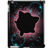 Super Smash Bros. Jigglypuff Silhouette iPad Case/Skin