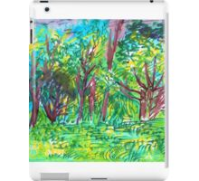 TREE SCENERY iPad Case/Skin