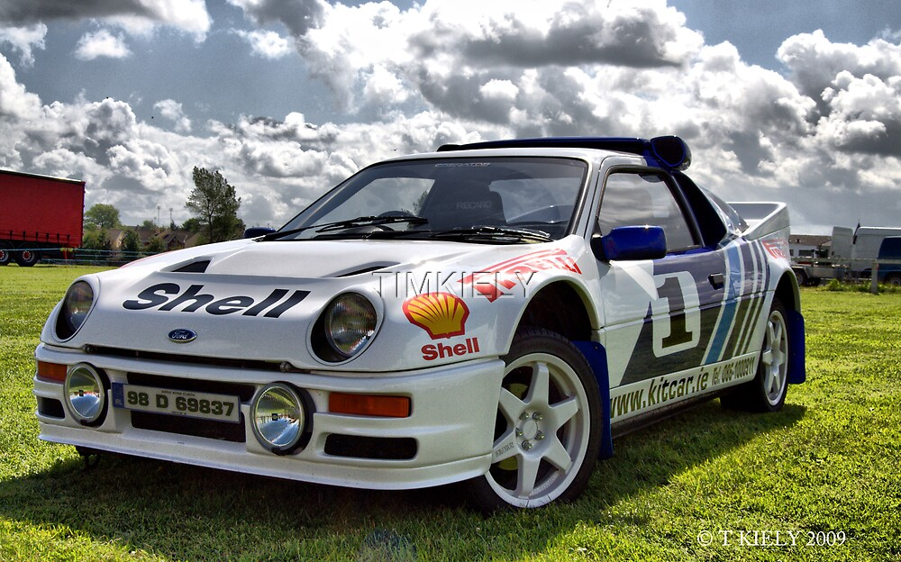FORD RS 200 by TIMKIELY