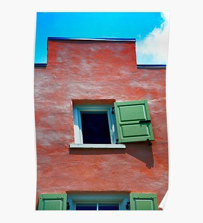 Windows and Doors Series Poster