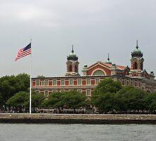Ellis Island by Deborah  Allen