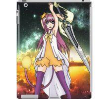 Hotaru to Sword Singer iPad Case/Skin