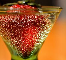 Berries & Bubbles by Brian Gaynor