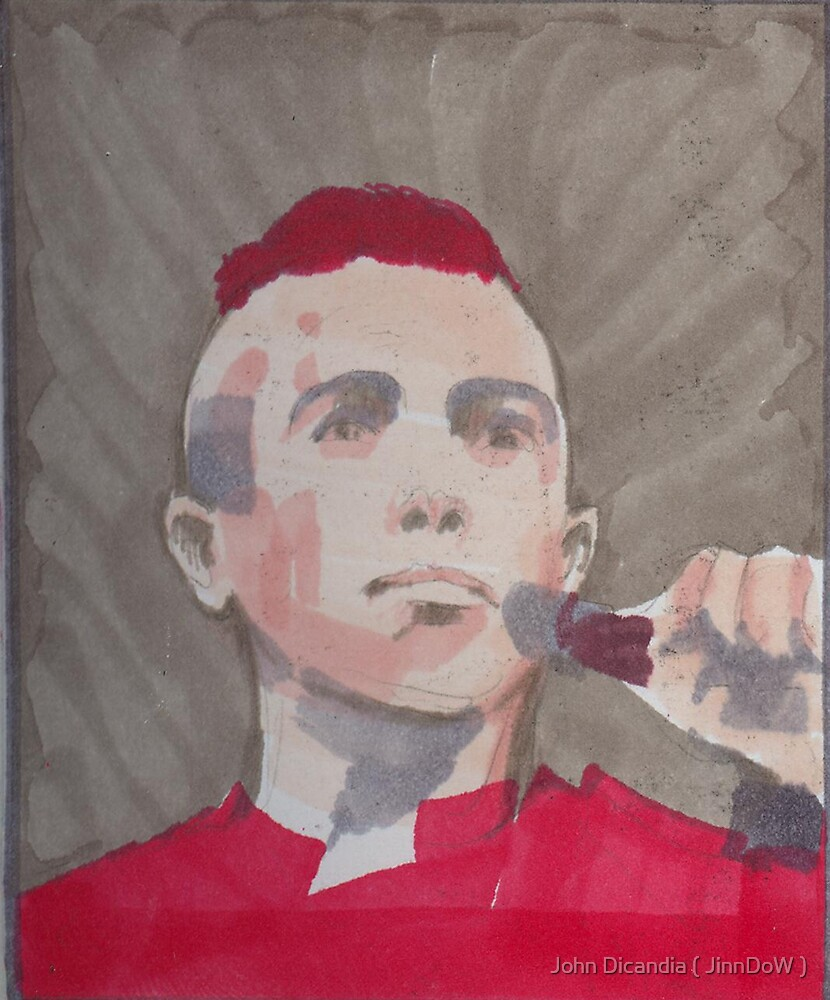 Peter Gabriel # 2 ( 1979 ) by John Dicandia ( JinnDoW )