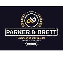 Parker & Brett Photographic Print