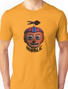 Inhale, Balloon Boy, Inhale Unisex T-Shirt