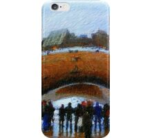 Chicago from the Bean iPhone Case/Skin