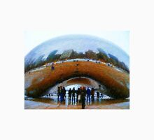 Chicago from the Bean Unisex T-Shirt