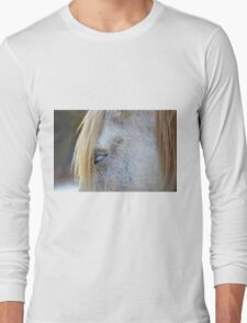 Bangs & Lashes Long Sleeve T-Shirt