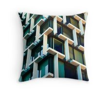 Council House Late Afternoon Throw Pillow
