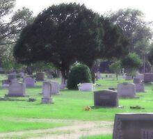 Urban Graveyard by Okeesworld