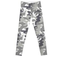 Urban Camouflage Pattern Leggings