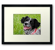 Precious Playing  Framed Print