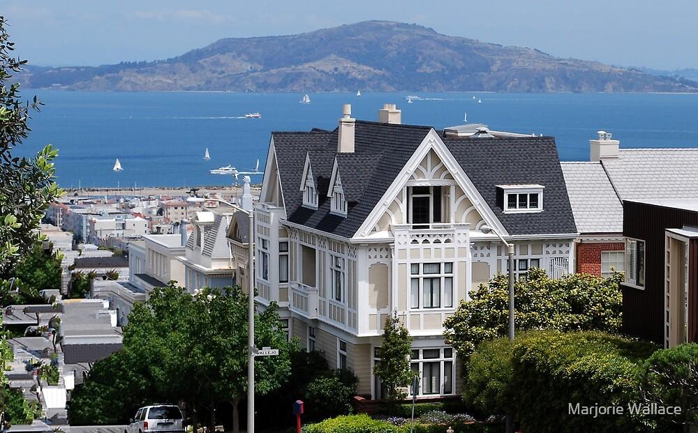 San Francisco Bay by Marjorie Wallace