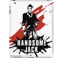 Handsome Jack iPad Case/Skin