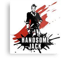 Handsome Jack Metal Print