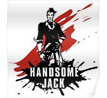 Handsome Jack Poster