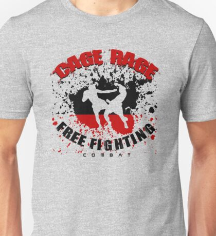 free form fighting Unisex T-Shirt