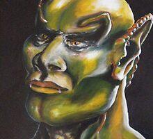 Alien by ttrujilloartt