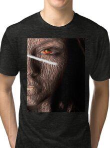 Aboriginal woman Tri-blend T-Shirt