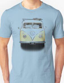 Volkswagen Kombi Newsprint © T-Shirt