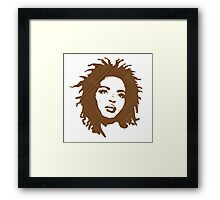 miseducation  Framed Print