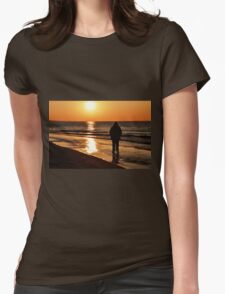 Soothing the Soul Womens Fitted T-Shirt