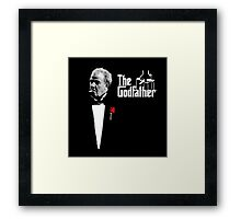 Top Gear - The Godfather Decal Framed Print