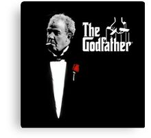 Top Gear - The Godfather Decal Canvas Print