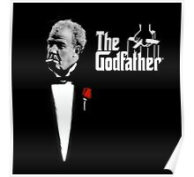 Top Gear - The Godfather Decal Poster