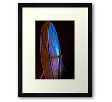 dizzy up the photographer Framed Print