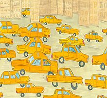 Taxis by shelleysavor