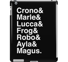 Team of Time iPad Case/Skin