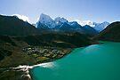 Glaciel Lake Green by Richard Heath