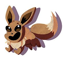 eevee. by scribblekisses