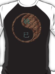 Aquarius & Snake Yin Earth T-Shirt