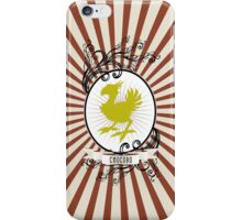 Classic Chocobo iPhone Case/Skin