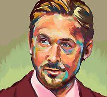 Hey, girl. It's Ryan Gosling. by Cori Redford