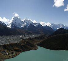 Spectacular Gokyo by Richard Heath