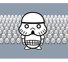 Stormtroopkin Army Photographic Print